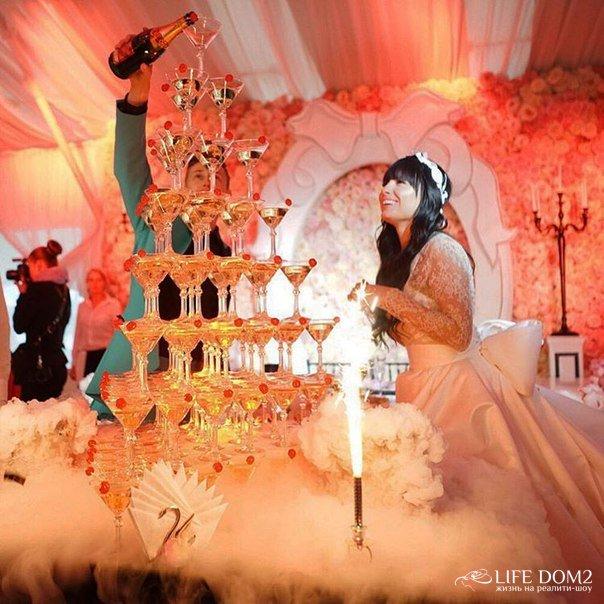 Свадьба Нелли Ермолаевой и Кирилла Андреева
