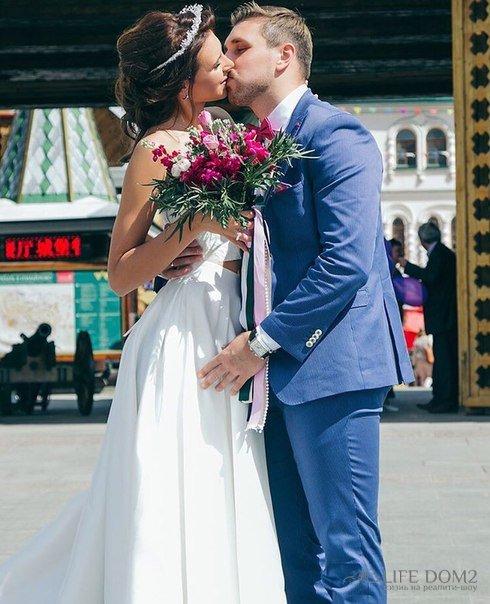 Свадьба Игоря Трегубенко и Эллы Сухановой