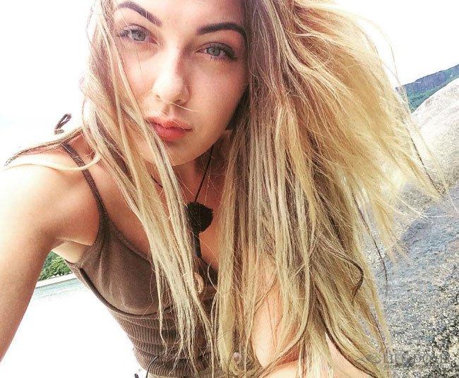 Мария Ильина еще не отвыкла от острова