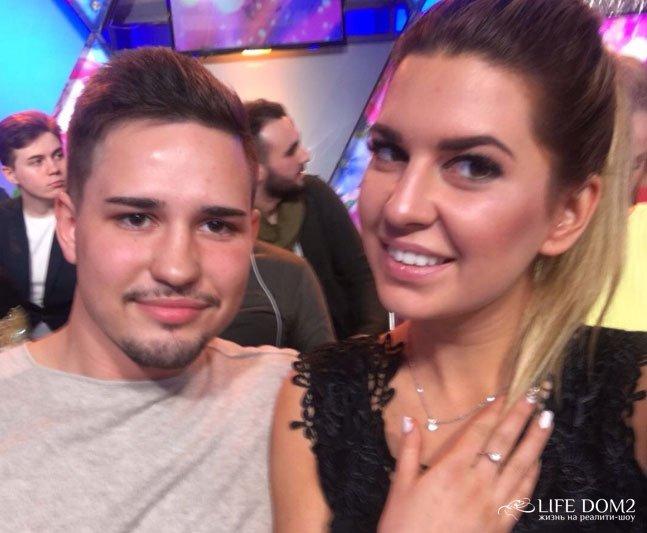 Майя Донцова рассказала об отношениях с Захаром Саленко