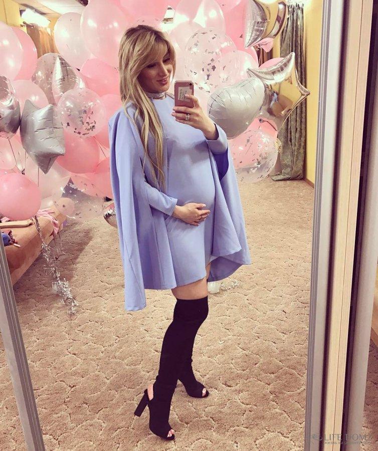 помещений фото беременной таты абрамсон пока