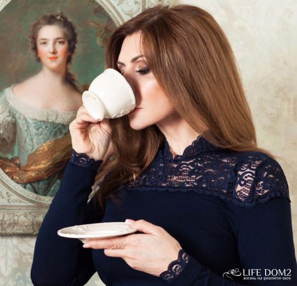 Красивая фотоссесия очаровательной Ирины Агибаловой