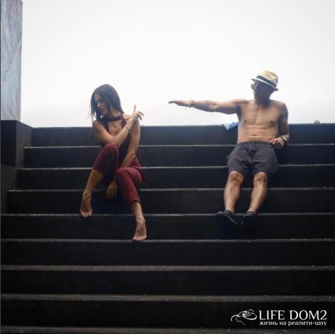 Фотоотчёт с отдыха в Таиланде Алисы Огородовой и Олега Бурханова