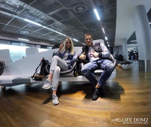 Кристина Лясковец и Федор Стрелков любят путешествовать