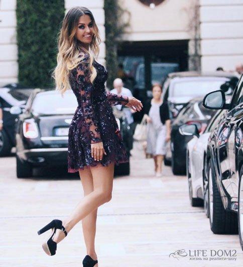 «Личные фото» Виктории Боня попали в интернет