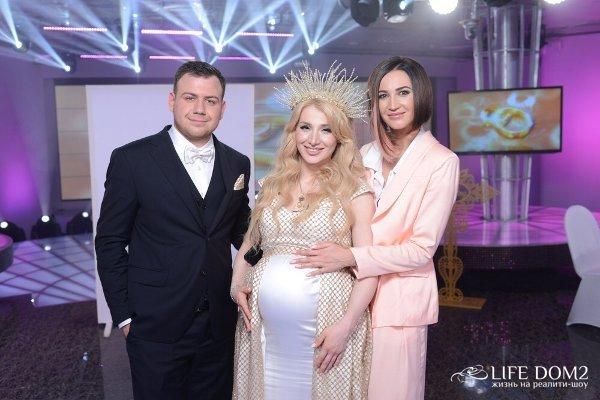 Свадьба Валерия Блюменкранца и Таты Абрамсон