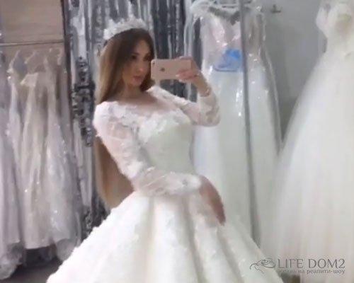Евгения Феофилактова стала невестой