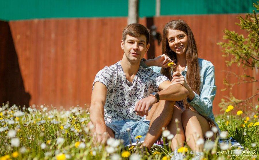 Фотоподборка счастливых Ольги Рапунцель и Димы Дмитренко за неделю до свадьбы