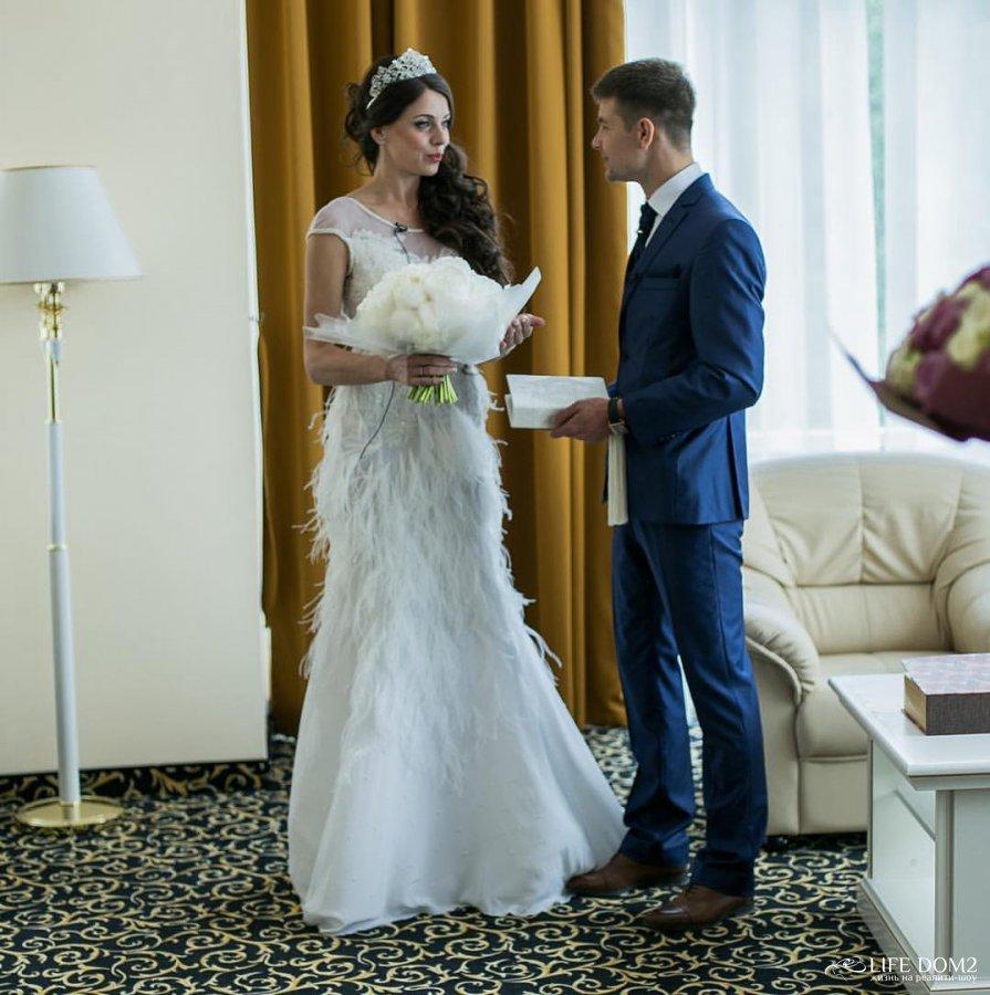 Свадьба Дмитрия Дмитренко и Ольги Рапунцель