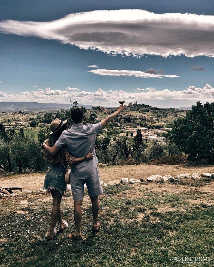 Фотоотчёт с путешествия на автомобиле по Европе Нелли Ермолаевой с мужем