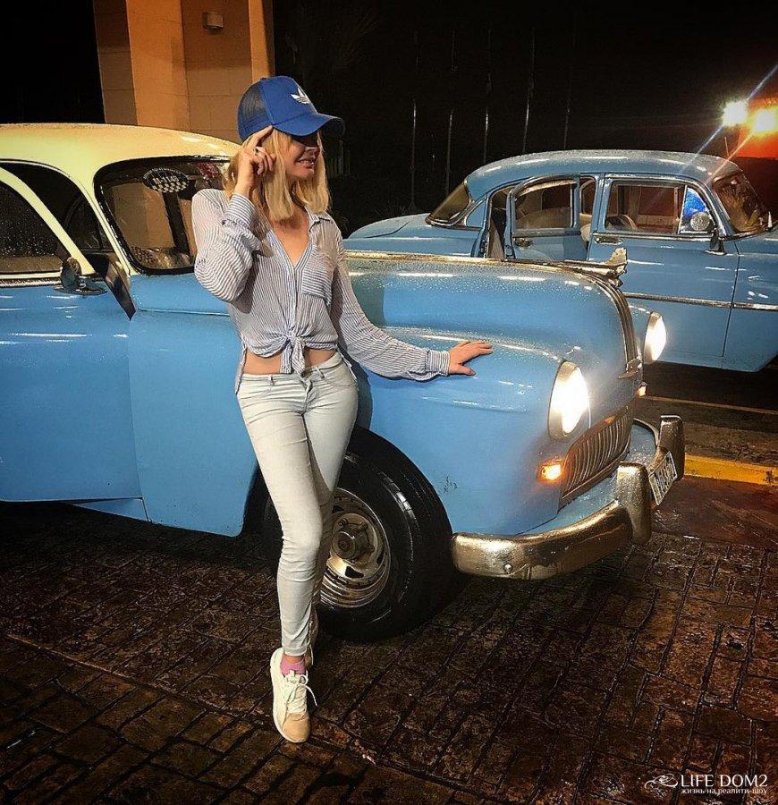 Фотоподборка с отдыха на Кубе очаровательной Дарьи Пынзарь