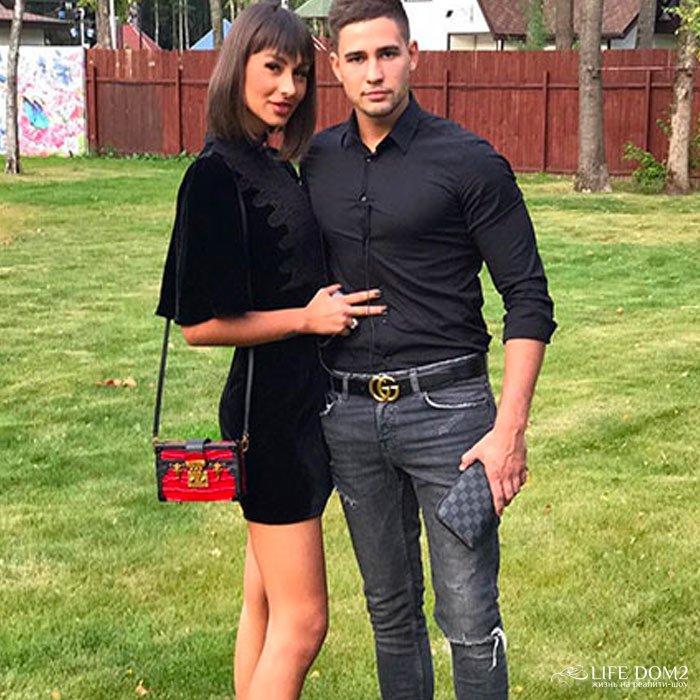 Даже после расставания Захар Саленко и Лера Фрост продолжают выяснять отношения