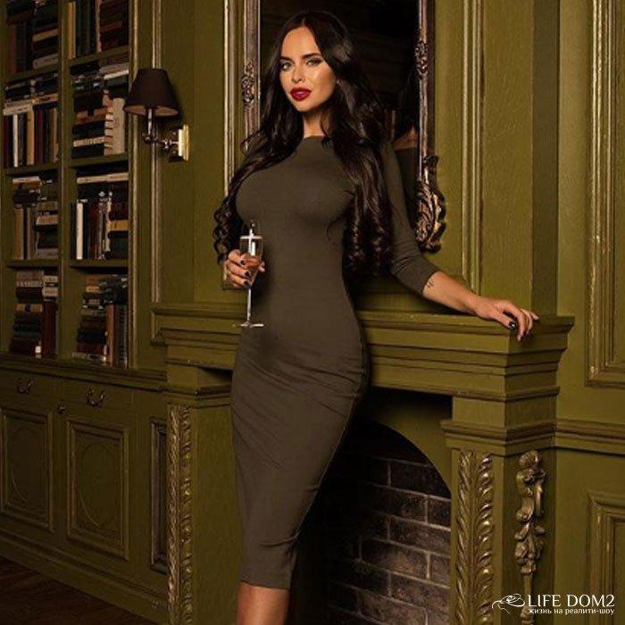 Несмотря на свои амбиции, Виктория Романец одевается в дешевые вещи