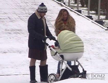 Валера Блюменкранц очень хороший отец