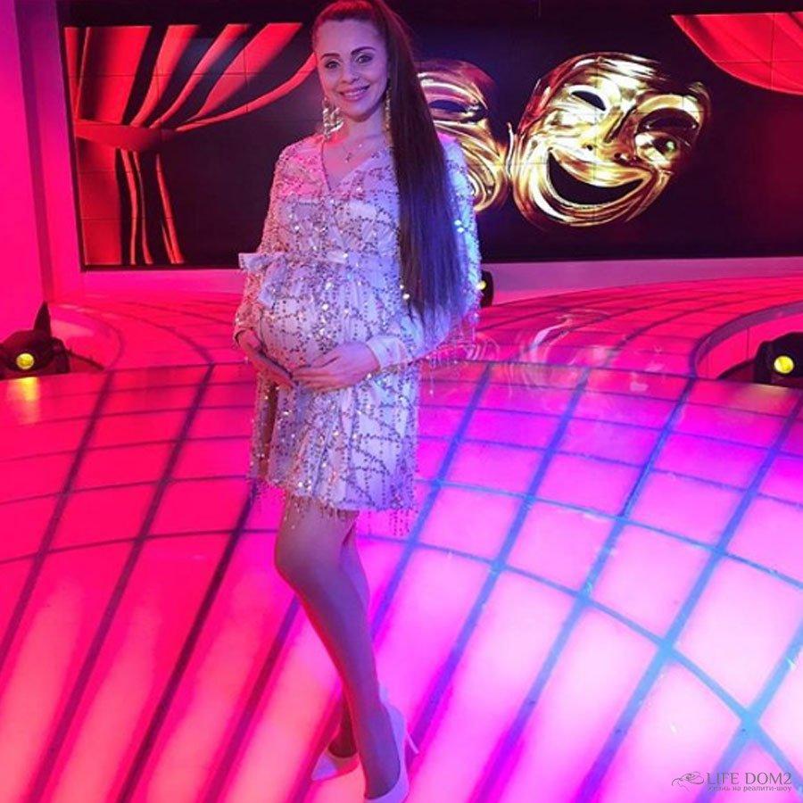 Ольга Рапунцель предоставила доказательства своей беременности
