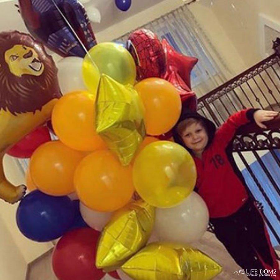 Антона Гусева не пустили на день рождения его собственного сына