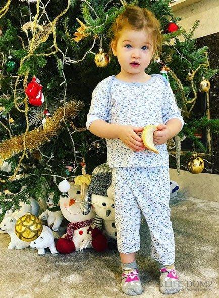 Ксения Бородина поздравила с Днем рождения свою младшую дочь