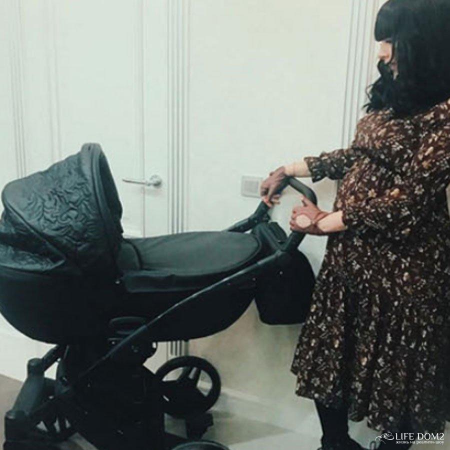 Выбор Нелли Ермолаевой коляски для будущего ребенка удивил многих зрителей