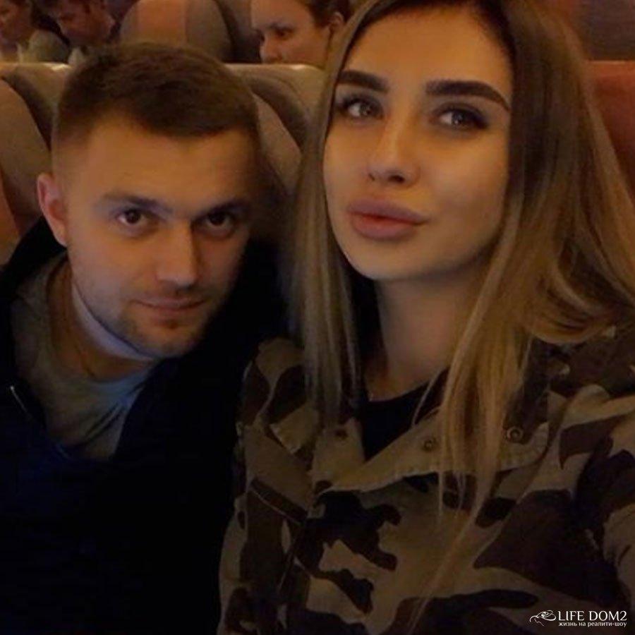 Татьяна Мусульбес готовится к бракосочетанию с Виктором Литвиновым