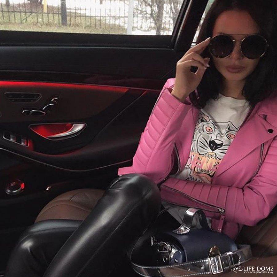 Катя Жужа назвала причину своего ухода из телепроекта «Дом 2»