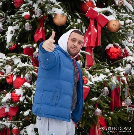 Сергей Кучеров вспомнил новогоднюю ситуацию из детства