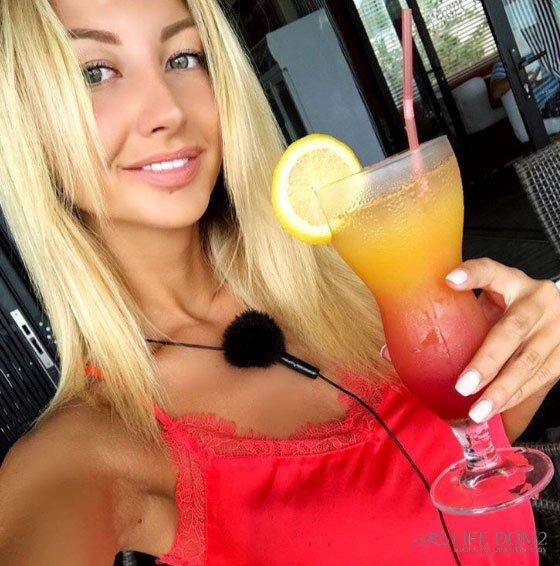 Получится ли у Марго Овсянниковой стать  ведущей?