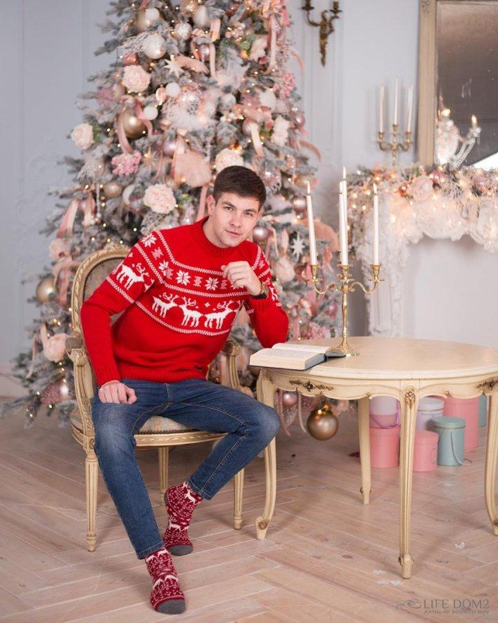 Фотосессия будущих счастливых родителей Ольги Рапунцель и Дмитрия Дмитренко
