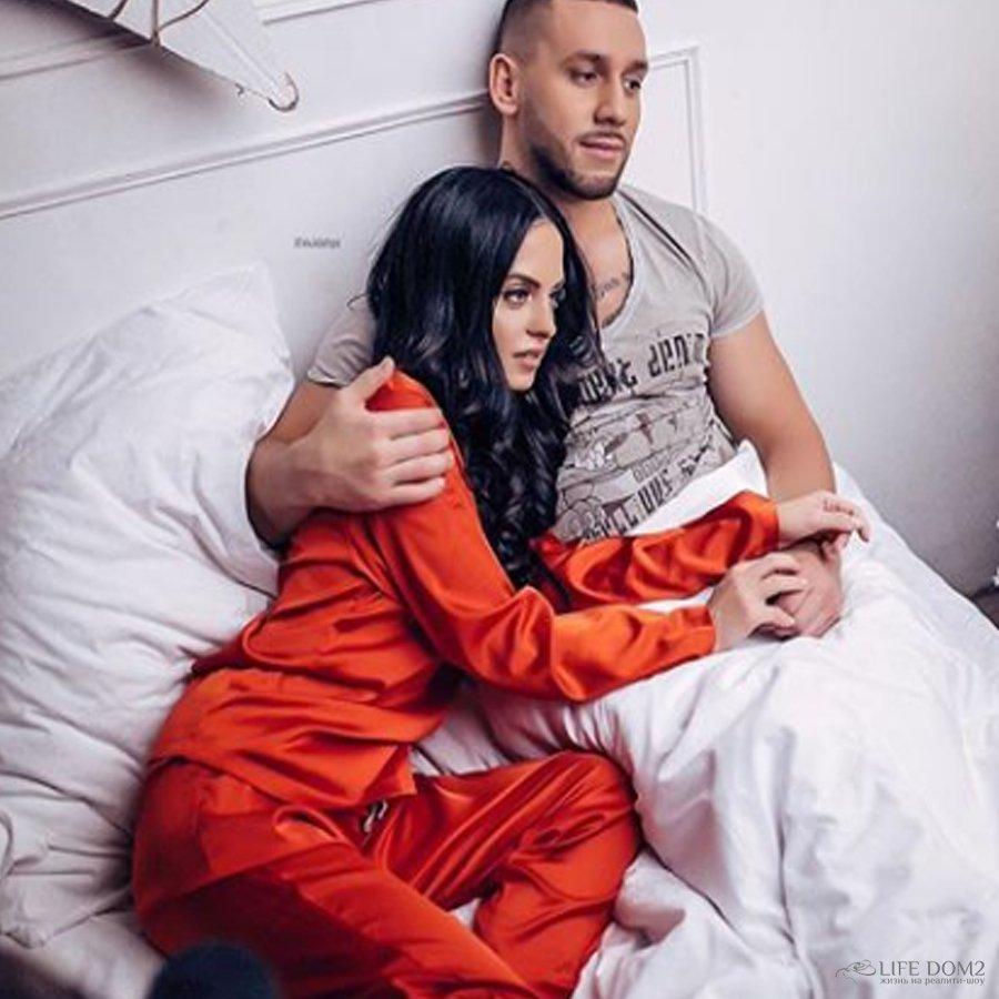 Не всем по душе проектные отношения Юлии Ефременковой и Сергея Кучерова