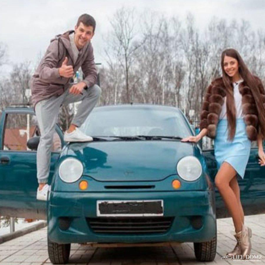 Стало известно, кому Ольга Рапунцель отдала ненавистный автомобиль