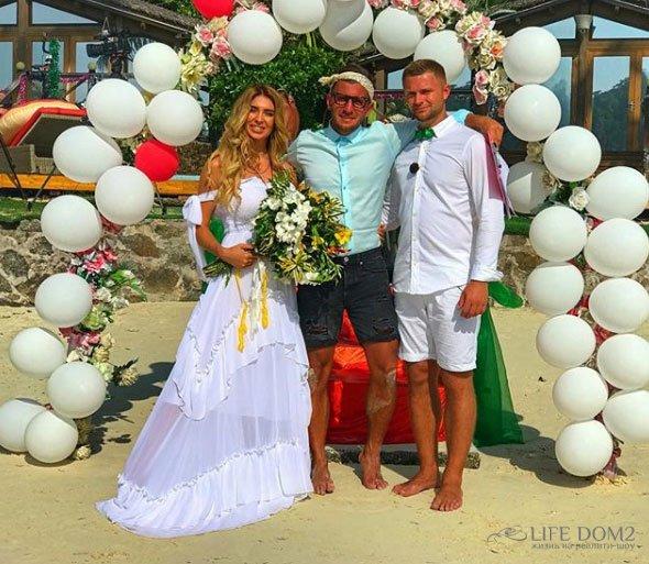 Витя Литвинов рассказал об организации сейшельской свадьбы