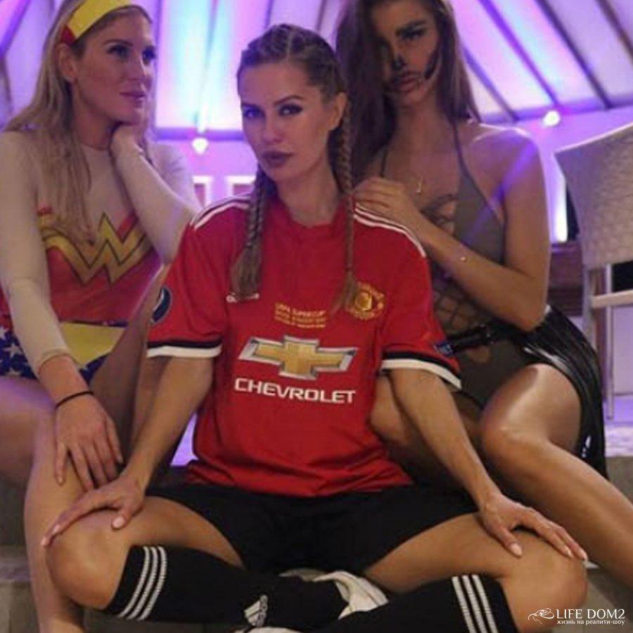 Несмотря на слова о чувствах к итальянцу Фредерико, Виктория Боня встречается с футболистом Манчестер Юнайтед