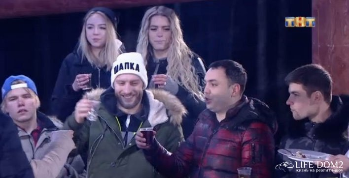 Саша Гобозов устанавливает на «Дом 2» новые законы?!