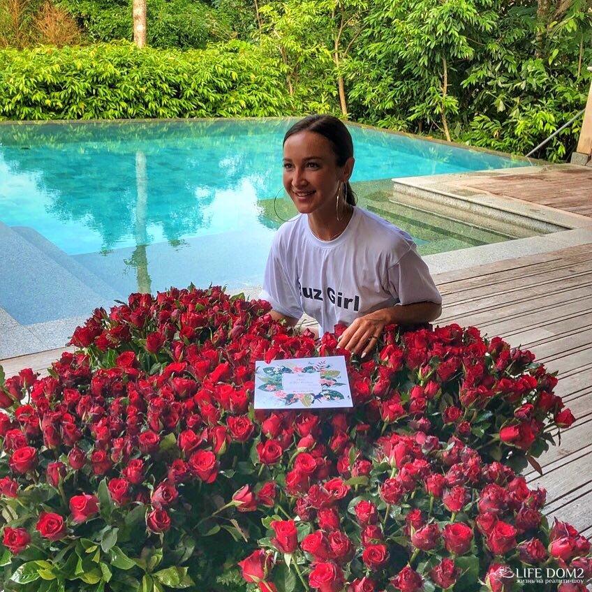 Фотоотчёт с Дня Рождения ведущей «Дом 2» Ольги Бузовой