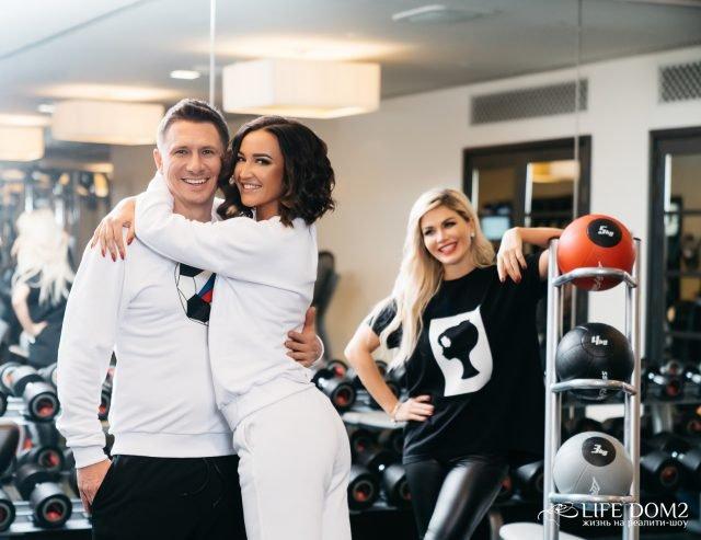 Совместная фотосессия Ольги Бузовой и Тимура Батрутдинова новой коллекции Беллы Потёмкиной