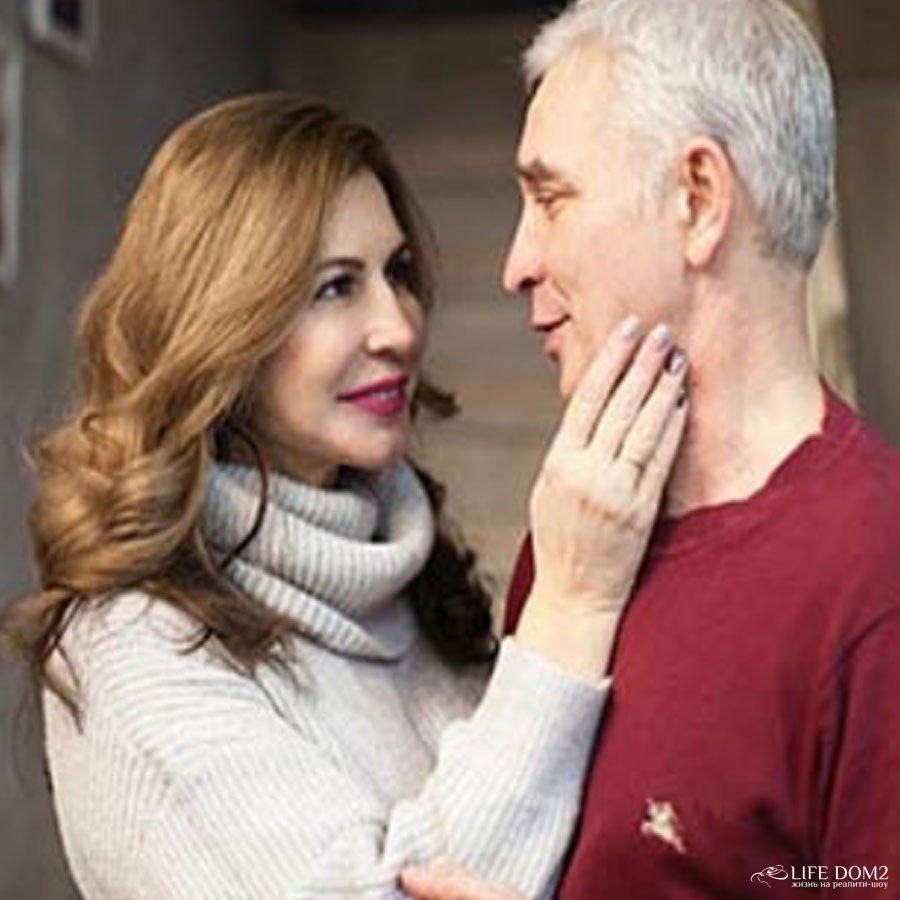 Ирина Александровна рассказала, что ее муж перенес операцию