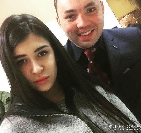 Александру Гобозову очень хорошо рядом с Иваной Диловой