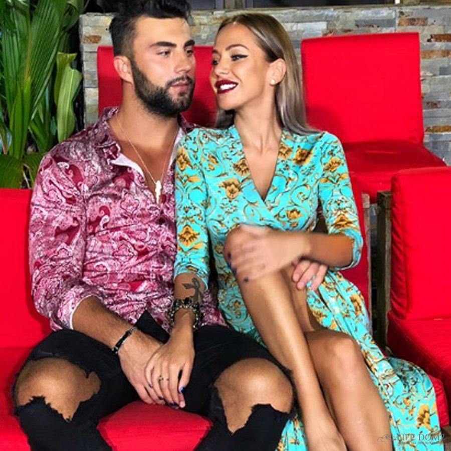 Лиза Триандафилиди и Алексей Чайчиц удивили поклонников своим решением покинуть телепроект «Дом 2»