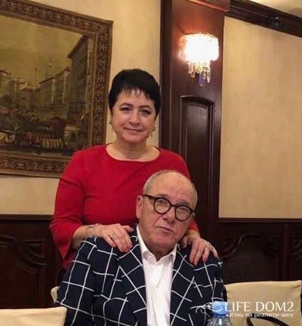 Супруга Эммануила Виторгана в 55 лет впервые стала мамой