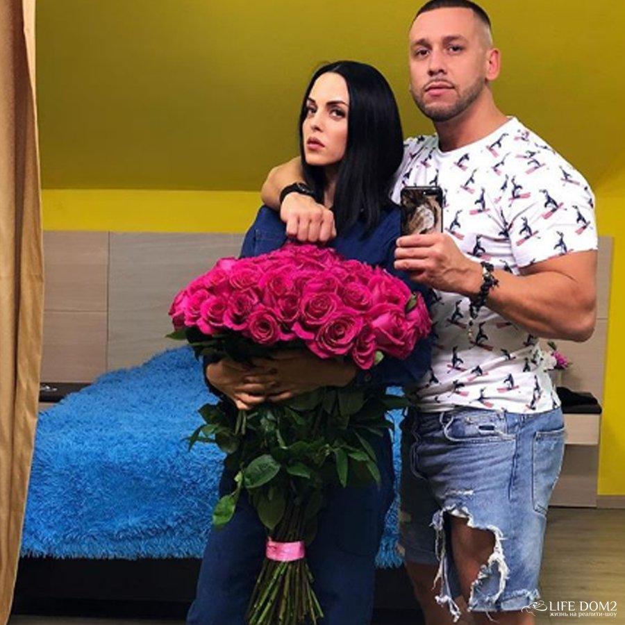 Отношения Юлии Ефременковой и Сергея Кучерова находятся на грани краха