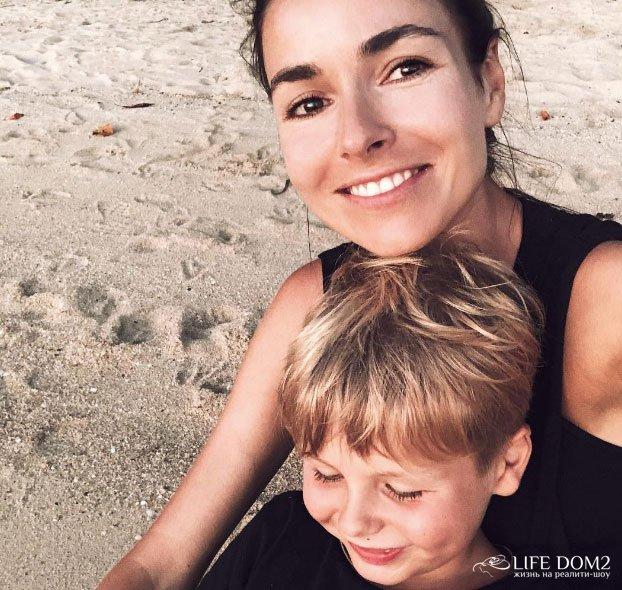 Ирена Понарошку объяснила почему не скучает в разлуке с мужем