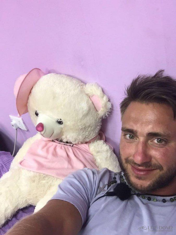 Алексей Безус выразил симпатию Кате Зиновьевой