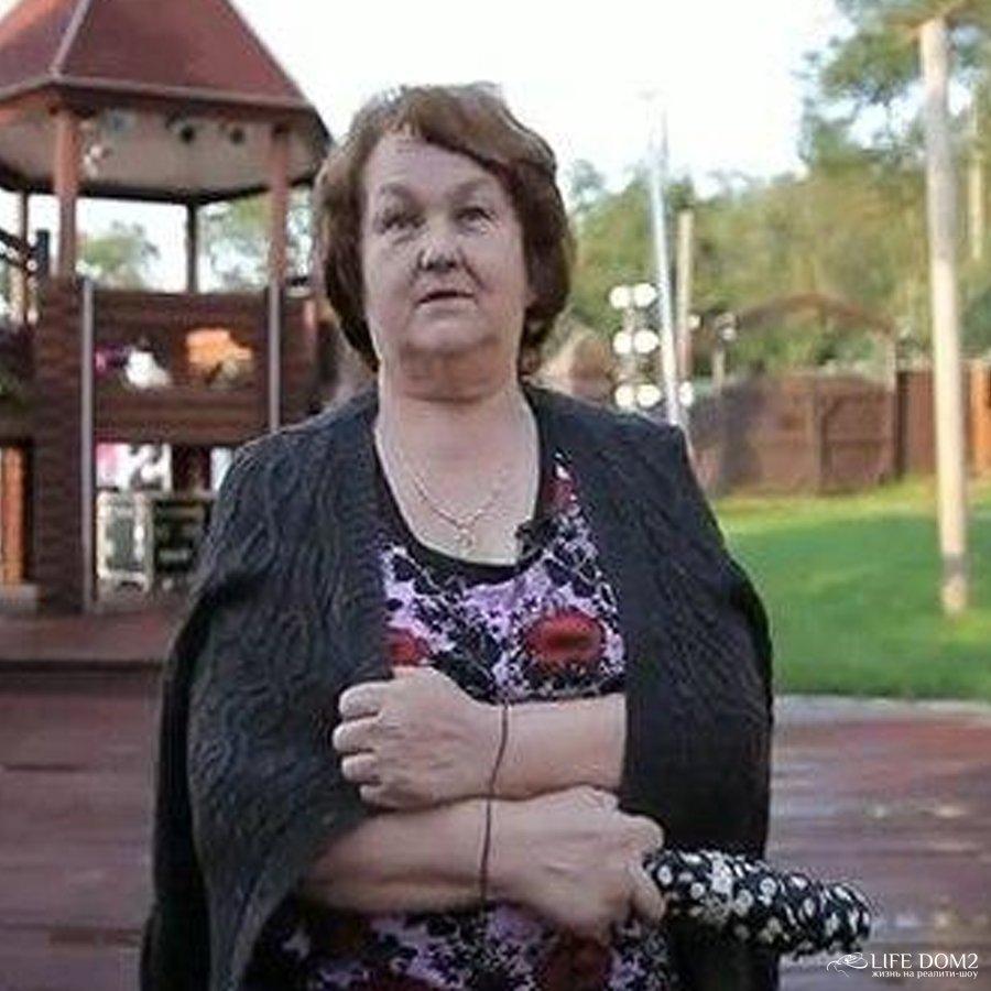 Ольга Васильевна выступает против нынешних отношений своего сына