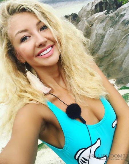 Марго Овсянникова ждет прихода на проект достойного парня