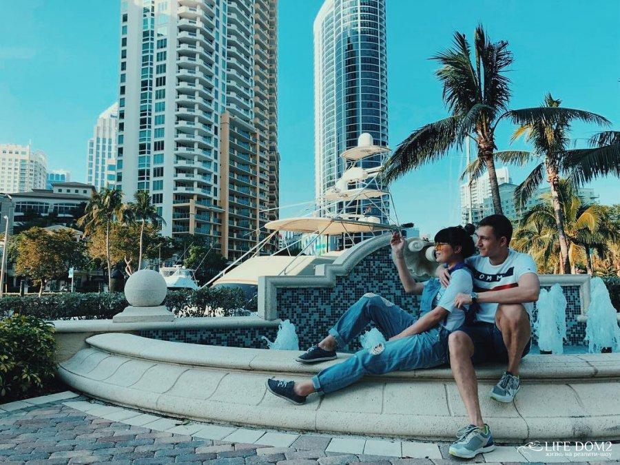 Фотоподборка счастливых родителей-Нелли Ермолаевой и Кирилла Андреева
