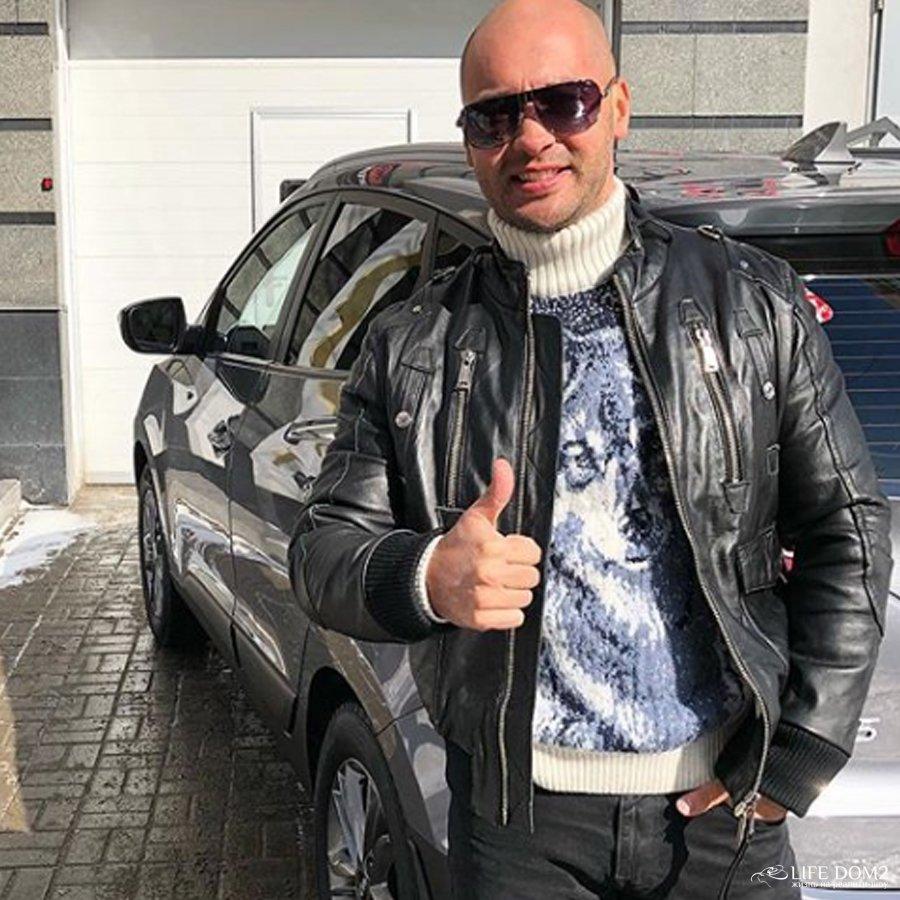 Андрей Черкасов намекнул на разрыв дружбы с Евгением Кузиным