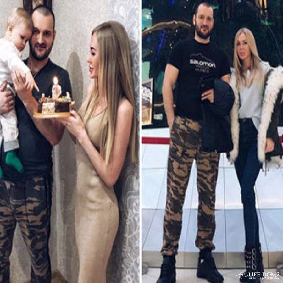 Юлия Щаулина предпринимает попытки спасти брак с Алексеем Самсоновым