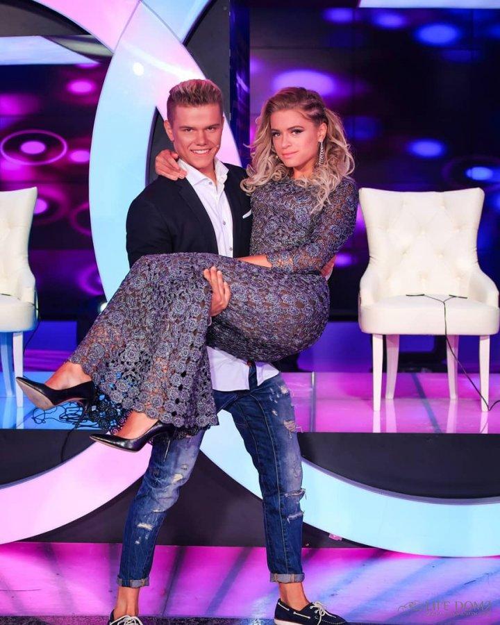 Леша Кудряшов и Настя Балинская стали участниками конкурса «Свадьба на миллион»