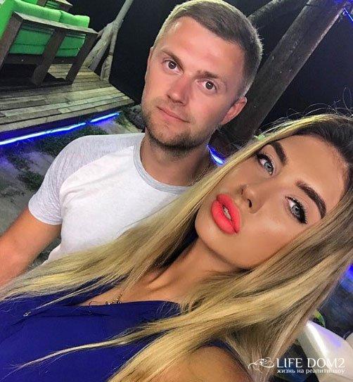 Виктор Литвинов и Татьяна Мусульбес наслаждаются жизнью на Сейшелах