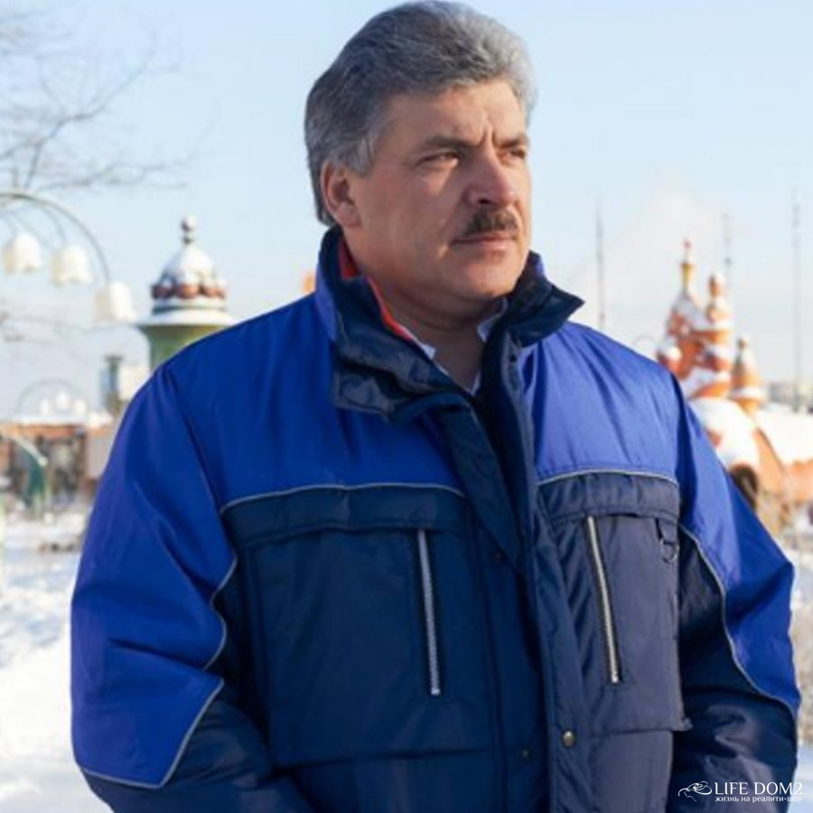 Экс-кандидат на пост Президента России Павел Грудинин ответил на критику Курбана Омарова