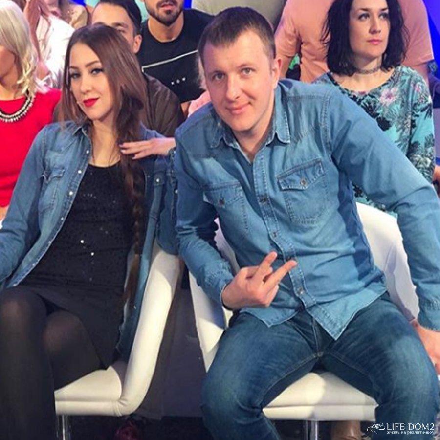 После просьбы Влада Кадони успокоить свою девушку Илья Яббаров пришел в бешенство